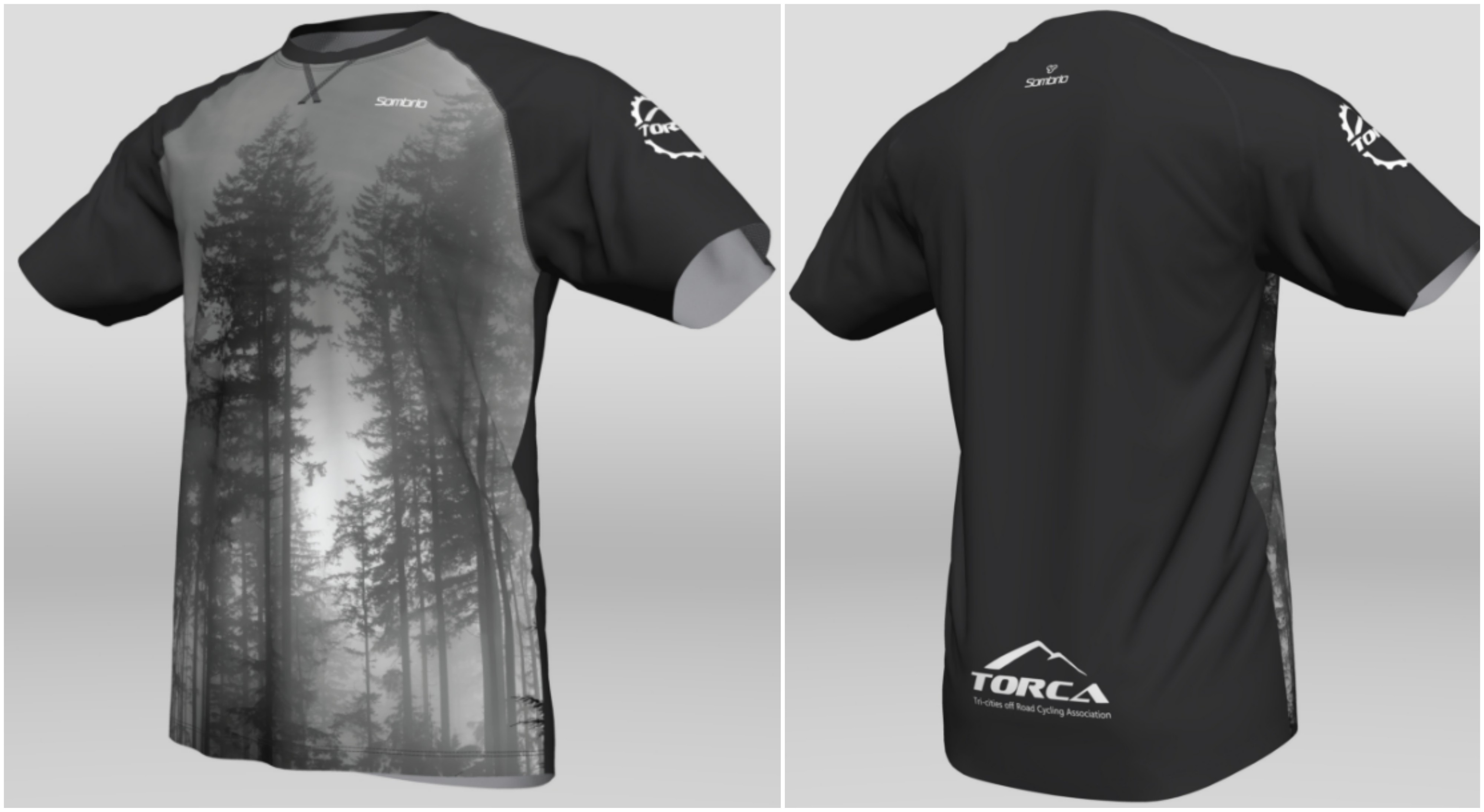 TORCA Limited Special Edition bike jersey