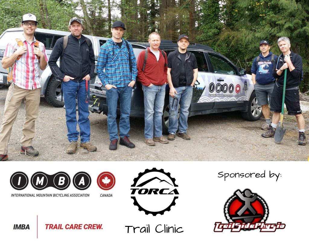 TORCA Trail Clinic With IMBA Canada