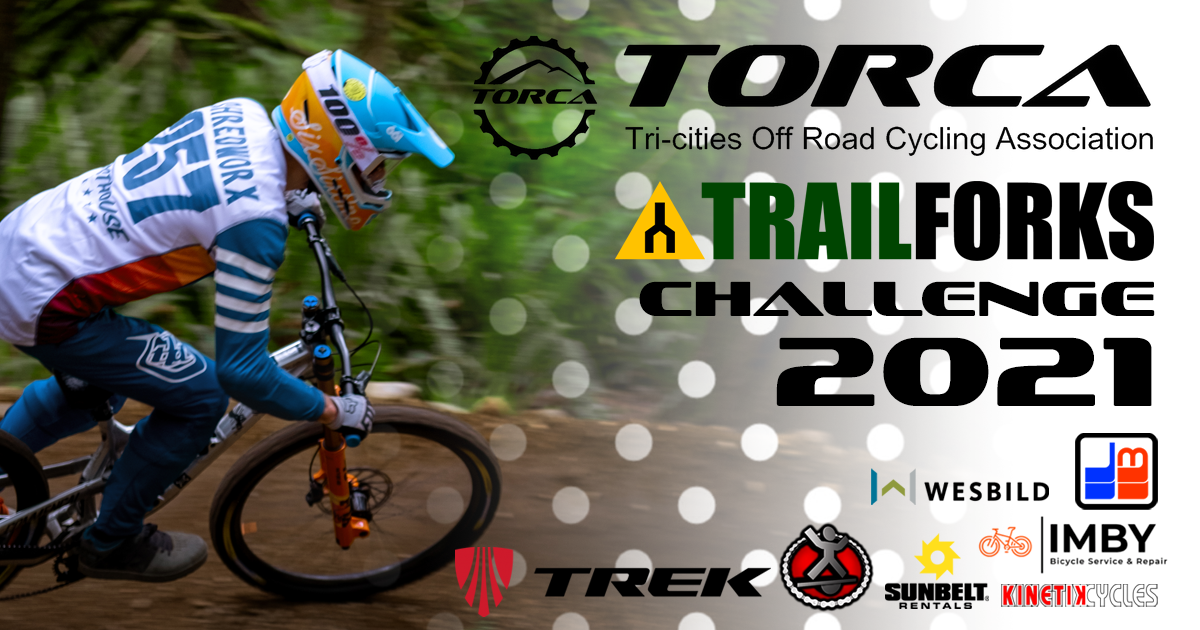 2021 TORCA Trailforks challenge